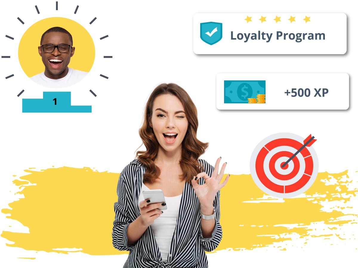 Gamification for Customer Loyalty