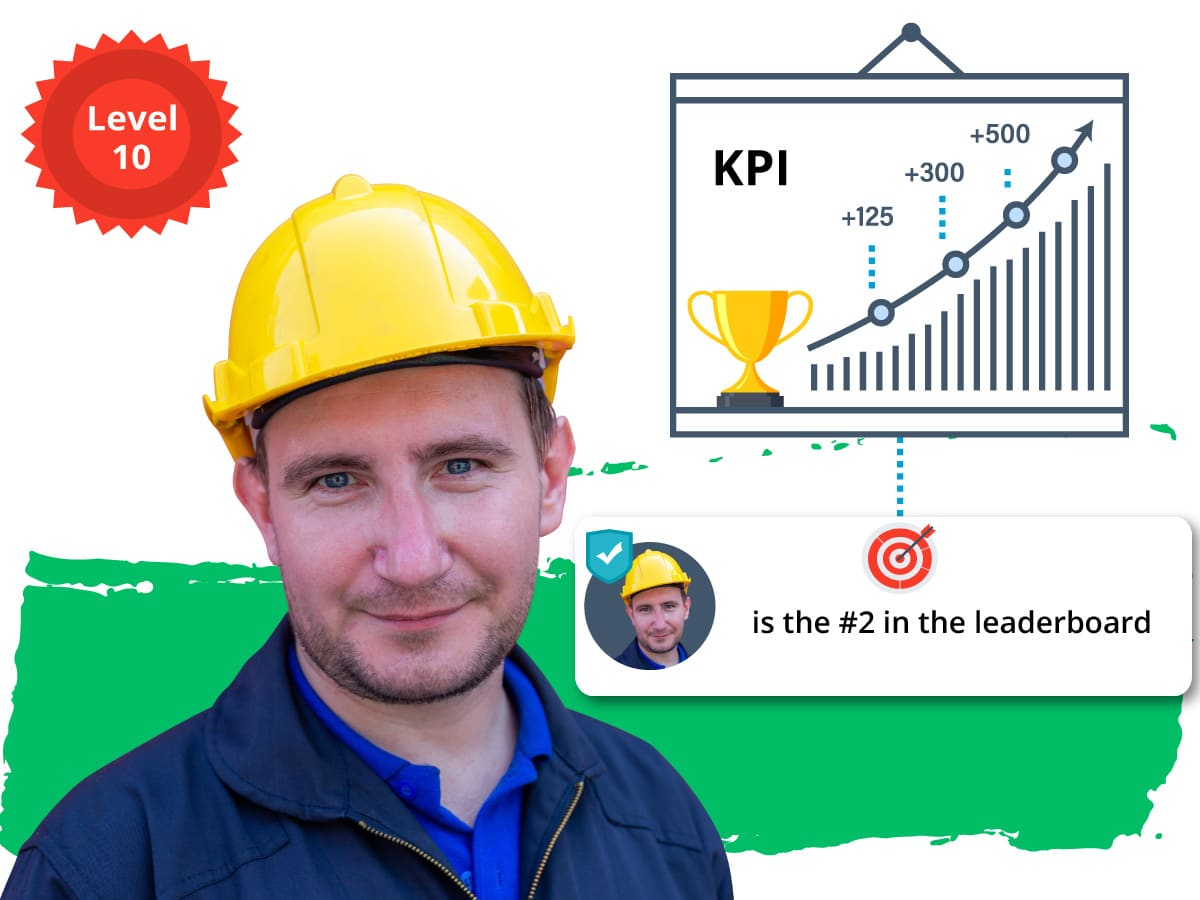 Gamification in manufacturing